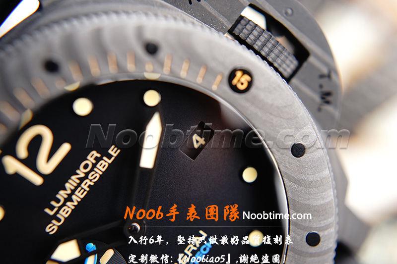 VS厂沛纳海616碳纤维「V3版+9000机芯」VS厂沛纳海616怎么样?  第6张