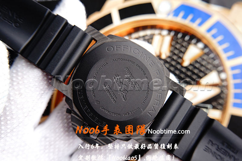 VS厂沛纳海616碳纤维「V3版+9000机芯」VS厂沛纳海616怎么样?  第18张