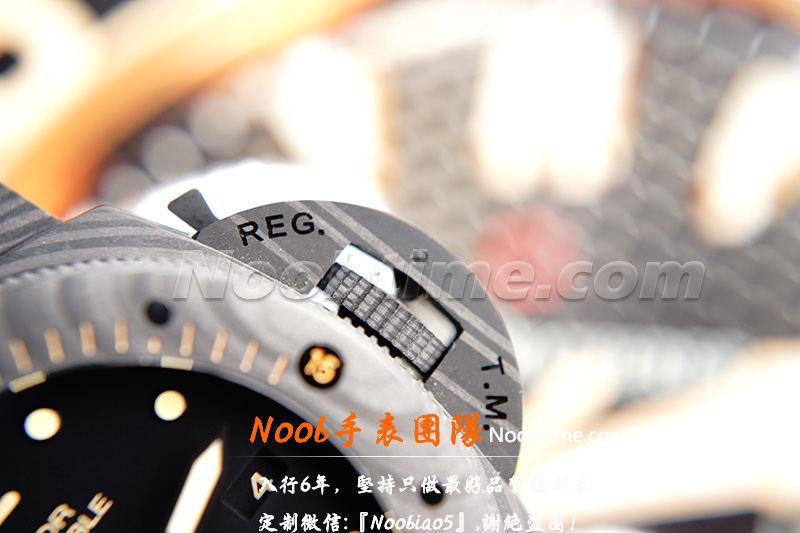 VS厂沛纳海616碳纤维「V3版+9000机芯」VS厂沛纳海616怎么样?  第14张