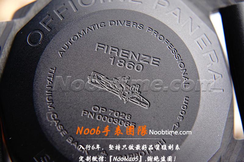 VS厂沛纳海616碳纤维「V3版+9000机芯」VS厂沛纳海616怎么样?  第19张