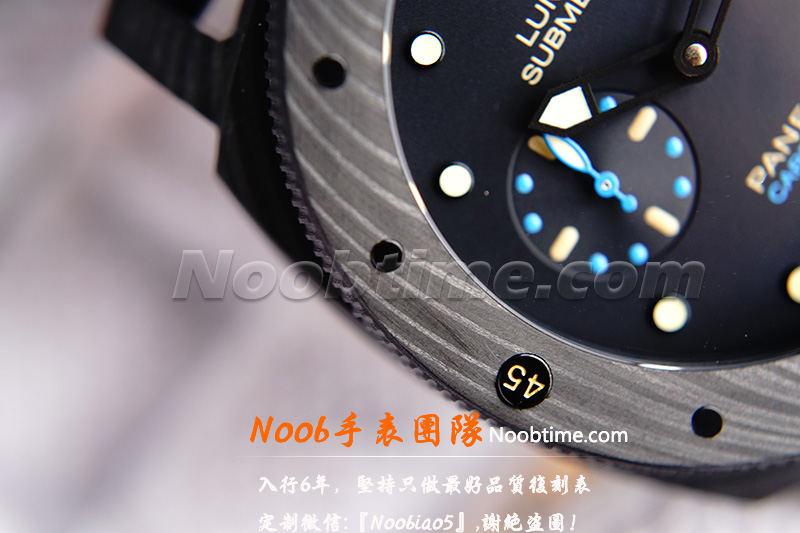 VS厂沛纳海616碳纤维「V3版+9000机芯」VS厂沛纳海616怎么样?  第13张