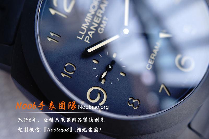 VS厂沛纳海438陶瓷「V2版GMT+9001机芯」VS厂沛纳海438怎么样?  第7张