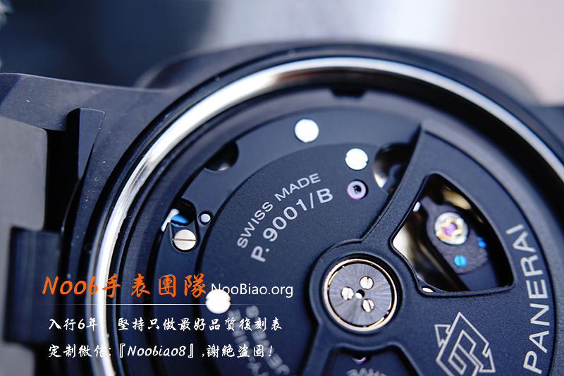 VS厂沛纳海438陶瓷「V2版GMT+9001机芯」VS厂沛纳海438怎么样?  第18张