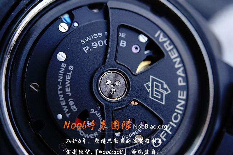 VS厂沛纳海438陶瓷「V2版GMT+9001机芯」VS厂沛纳海438怎么样?  第16张