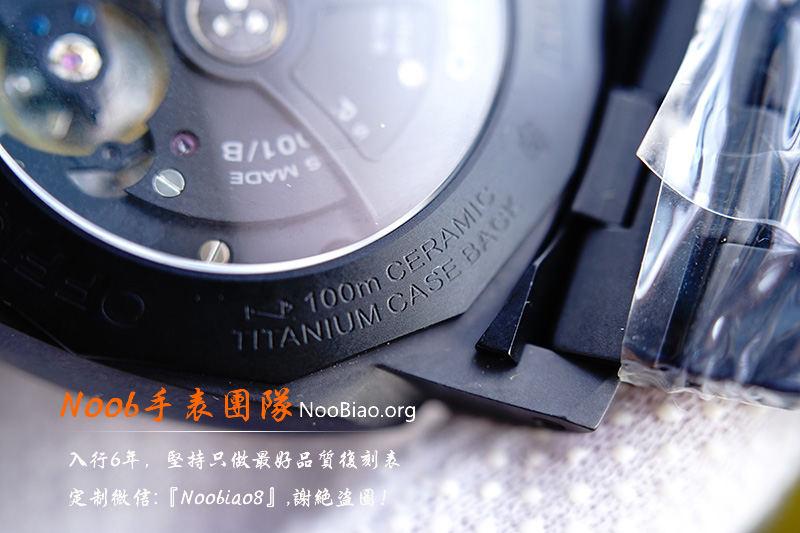 VS厂沛纳海438陶瓷「V2版GMT+9001机芯」VS厂沛纳海438怎么样?  第22张