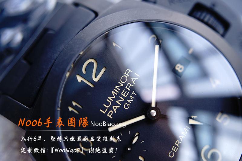 VS厂沛纳海438陶瓷「V2版GMT+9001机芯」VS厂沛纳海438怎么样?  第3张