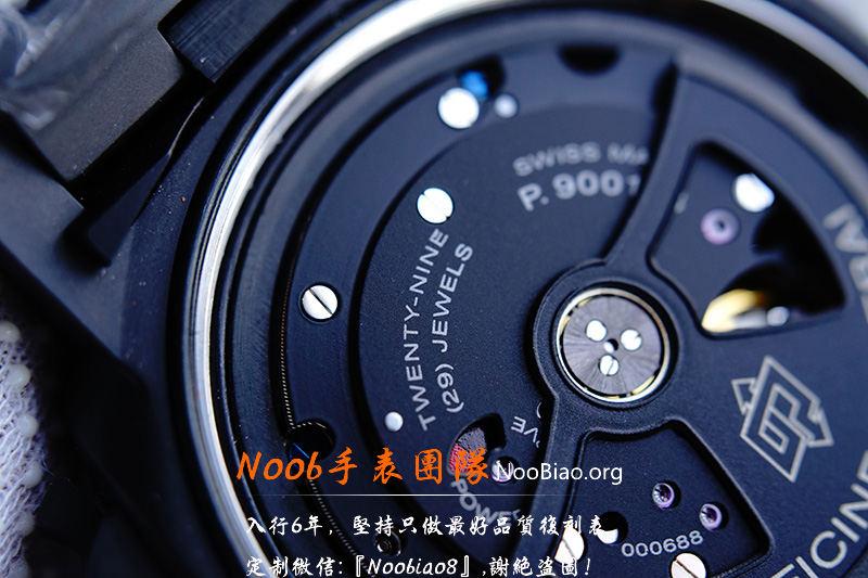 VS厂沛纳海438陶瓷「V2版GMT+9001机芯」VS厂沛纳海438怎么样?  第21张