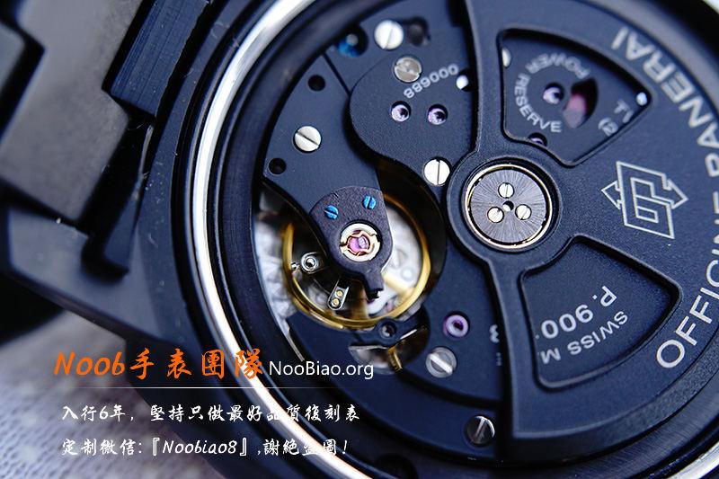 VS厂沛纳海438V2机芯「P.9001/B」有哪些缺点,返修率高吗?  第2张