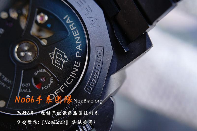 VS厂沛纳海438陶瓷「V2版GMT+9001机芯」VS厂沛纳海438怎么样?  第23张