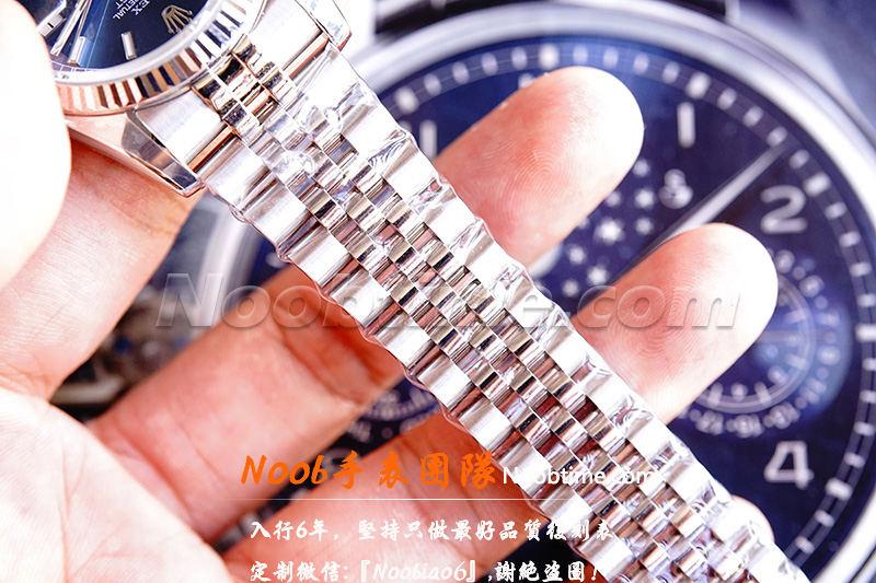 AR劳力士日志「V2版904钢」AR厂日志36mm质量怎么样?  第16张