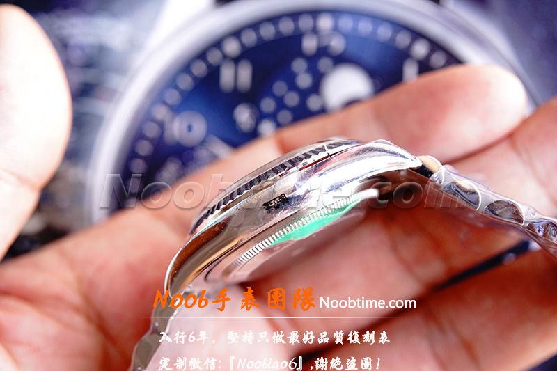 AR劳力士日志「V2版904钢」AR厂日志36mm质量怎么样?  第13张