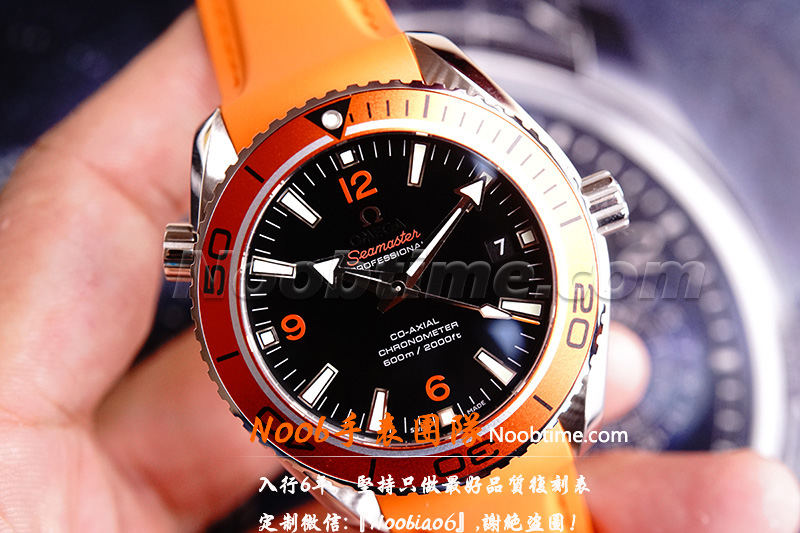 VS厂海马600橙圈「不再一眼假」VS厂海马橙圈8500一体机芯  第48张