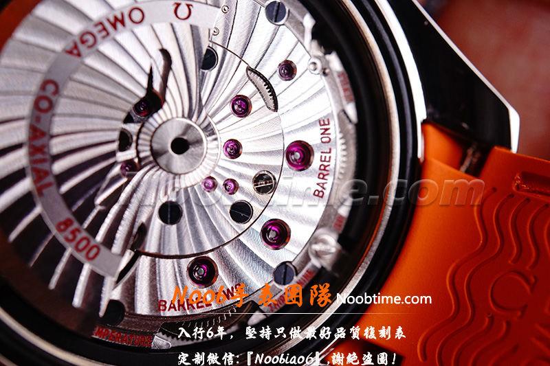 VS厂海马600橙圈「不再一眼假」VS厂海马橙圈8500一体机芯  第65张