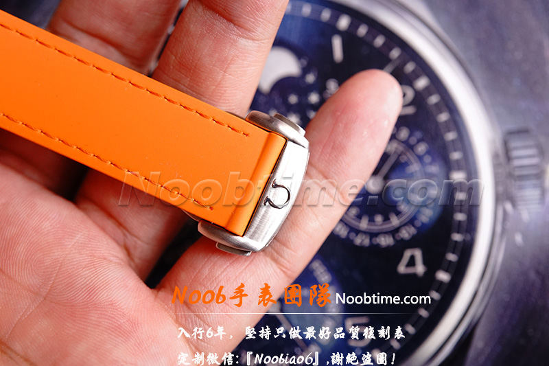 VS厂海马600橙圈「不再一眼假」VS厂海马橙圈8500一体机芯  第72张