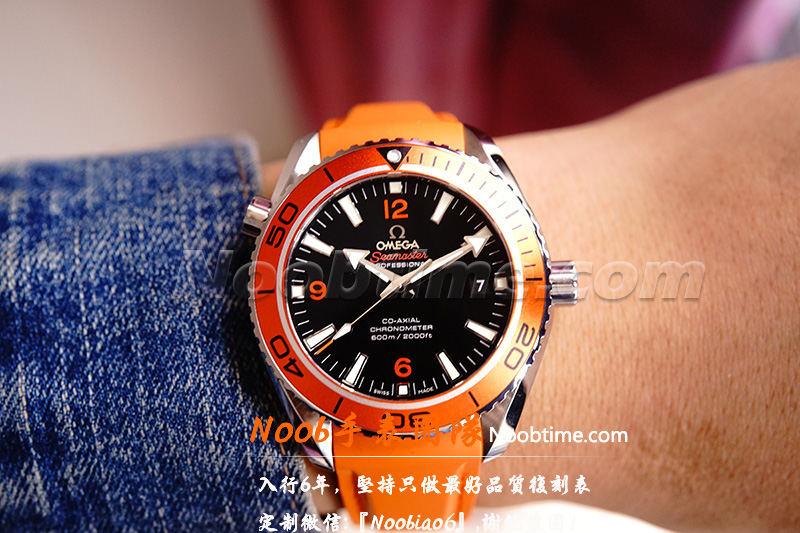 VS厂海马600橙圈「不再一眼假」VS厂海马橙圈8500一体机芯  第74张