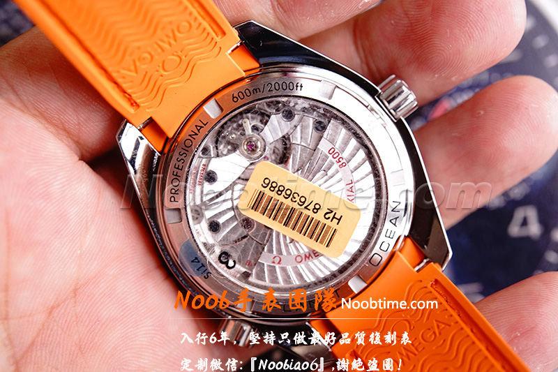 VS厂海马600橙圈「不再一眼假」VS厂海马橙圈8500一体机芯  第60张