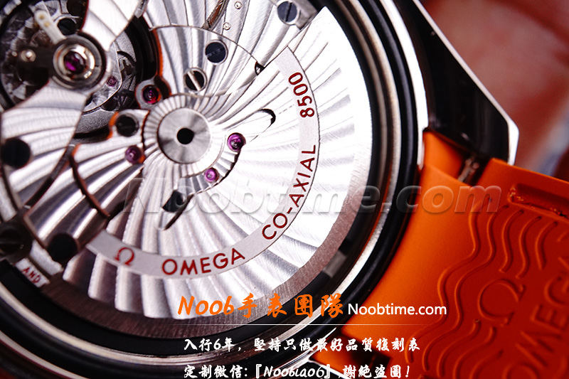 VS厂海马600橙圈「不再一眼假」VS厂海马橙圈8500一体机芯  第64张