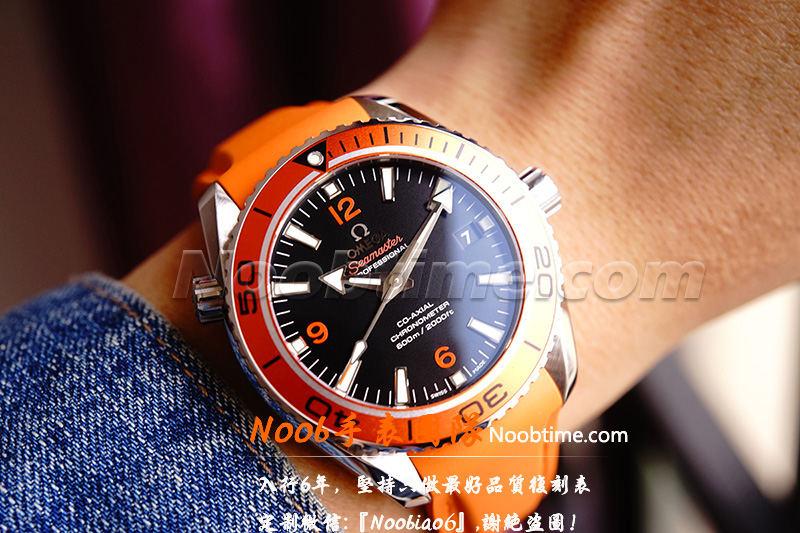 VS厂海马600橙圈「不再一眼假」VS厂海马橙圈8500一体机芯  第77张