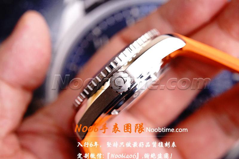 VS厂海马600橙圈「不再一眼假」VS厂海马橙圈8500一体机芯  第49张