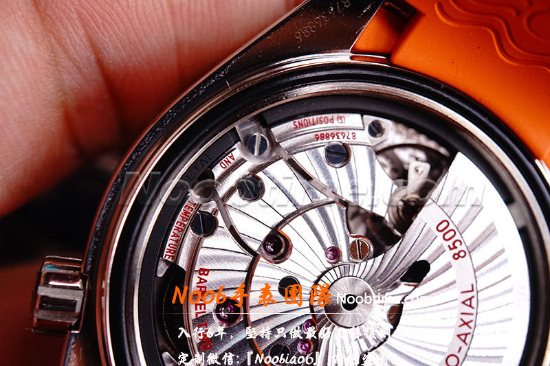 VS厂海马600橙圈「不再一眼假」VS厂海马橙圈8500一体机芯  第67张