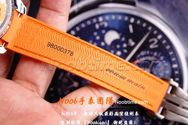 VS厂海马600橙圈「不再一眼假」VS厂海马橙圈8500一体机芯  第71张