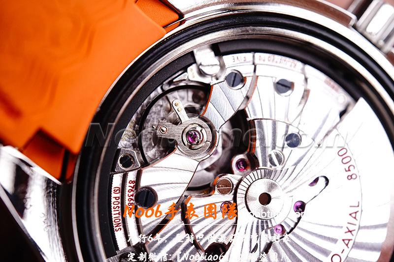 VS厂海马600橙圈「不再一眼假」VS厂海马橙圈8500一体机芯  第63张