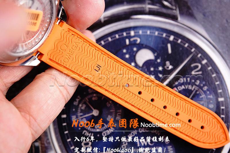 VS厂海马600橙圈「不再一眼假」VS厂海马橙圈8500一体机芯  第70张