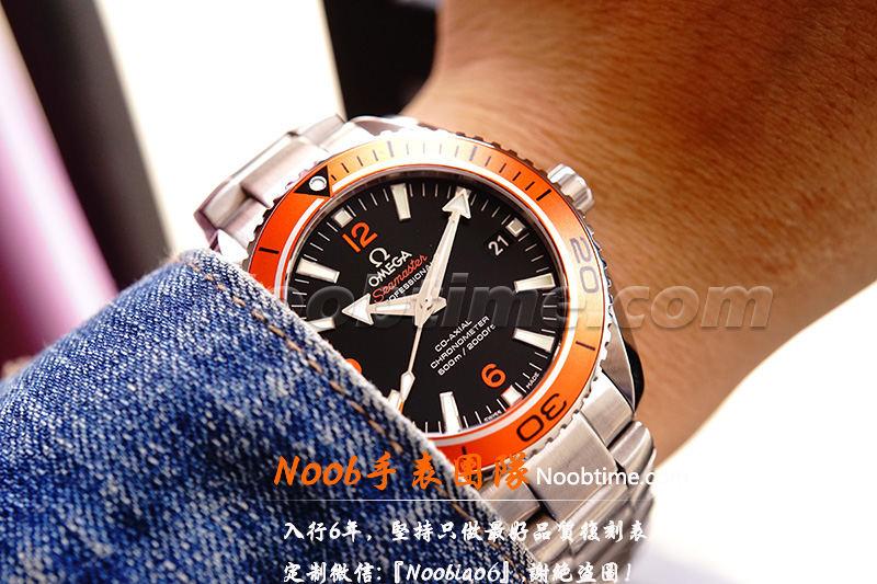 VS厂海马600橙圈「不再一眼假」VS厂海马橙圈8500一体机芯  第21张